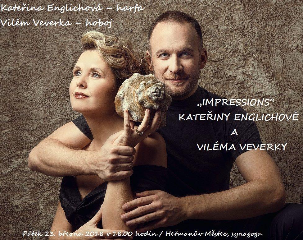 """""""Impressions"""" Kateřiny Englichové a Viléma Veverky 1"""