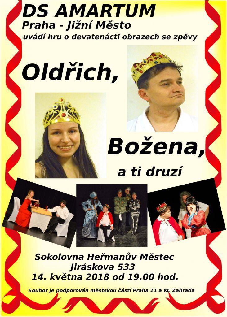 Oldřich, Božena