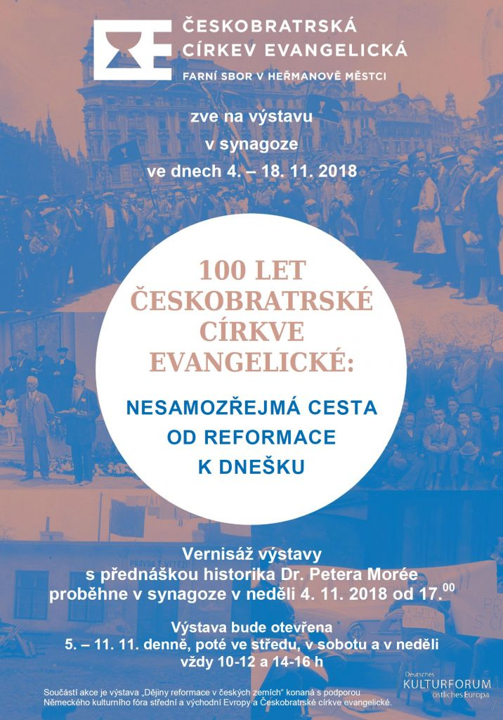 Výstava 100 let ČCE HM