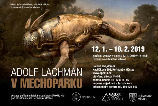 Adolf Lachmann vMechoparku