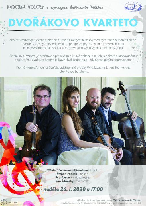 Dvořákovo kvarteto