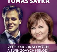 HANA KŘÍŽKOVÁ & TOMÁŠ SAVKA