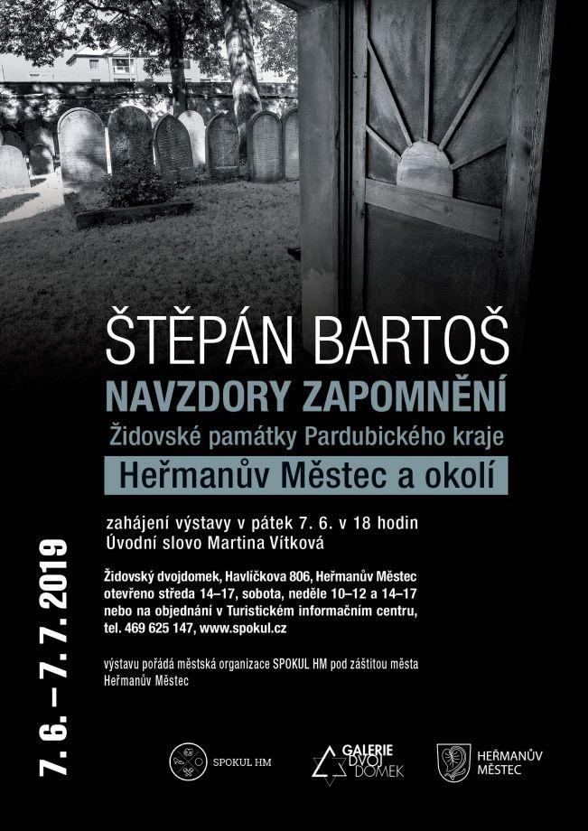 Štěpán Bartoš - Navzdory zapomnění