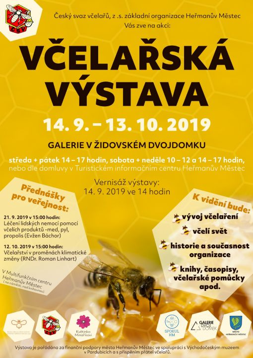 Včelařská výstava