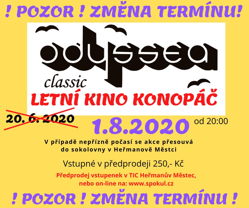 Odyssea-presun