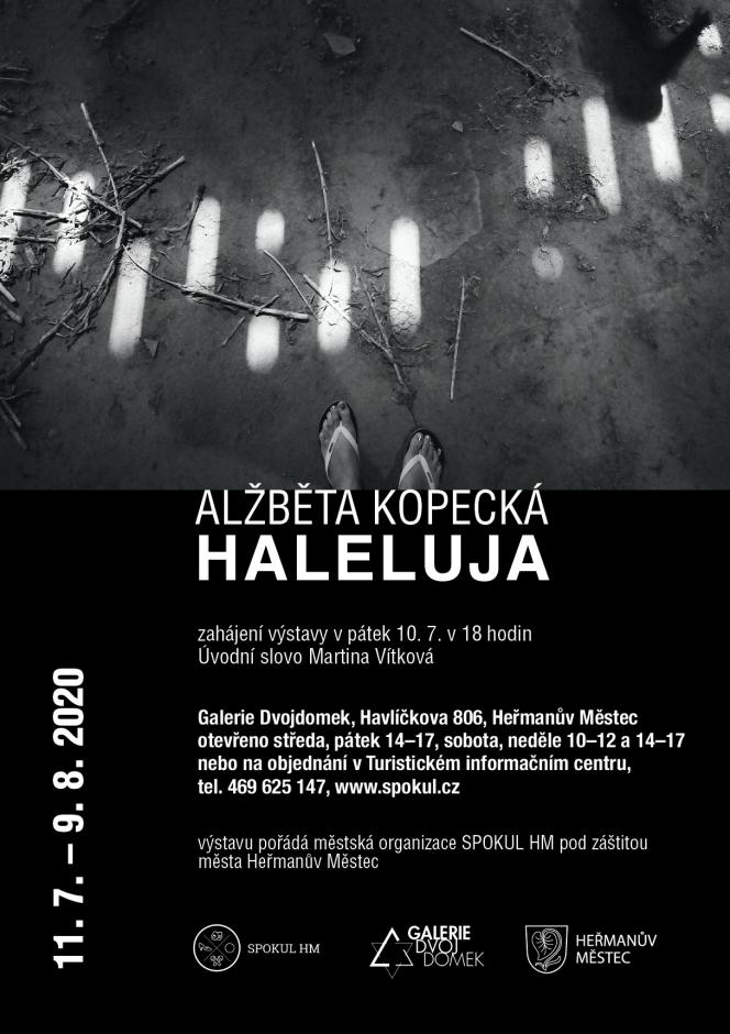Alžběta Kopecká - Haleluja