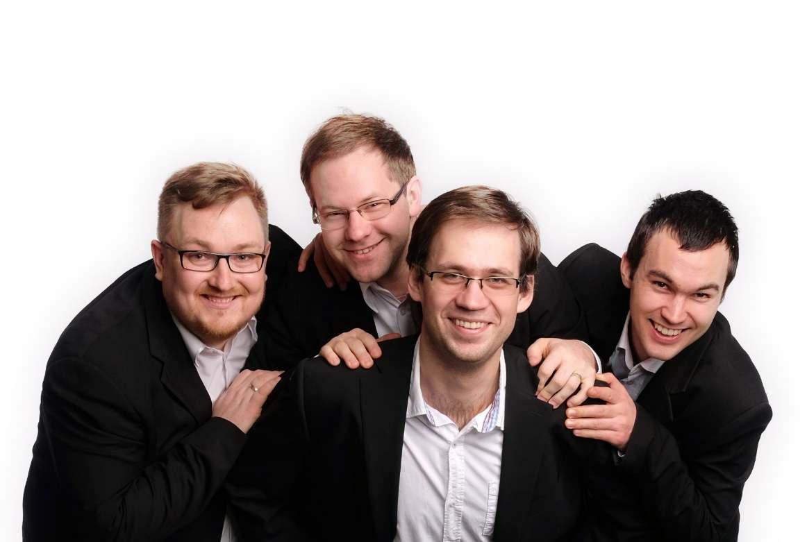 Sedláčkovo kvarteto 1